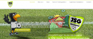 JSG Ulfenbachtal Website